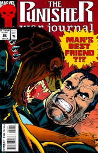Punisher War Journal Vol 1 #60