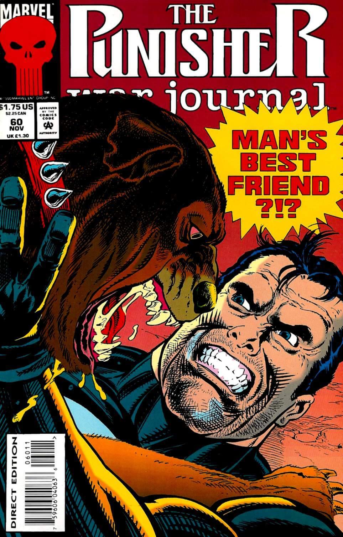 Punisher War Journal Vol 1 #60