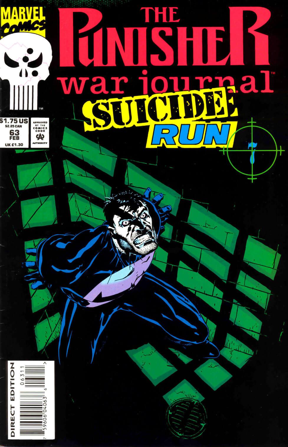 Punisher War Journal Vol 1 #63