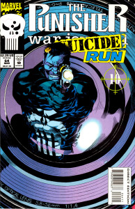 Punisher War Journal Vol 1 #64