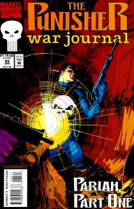 Punisher War Journal Vol 1 #65