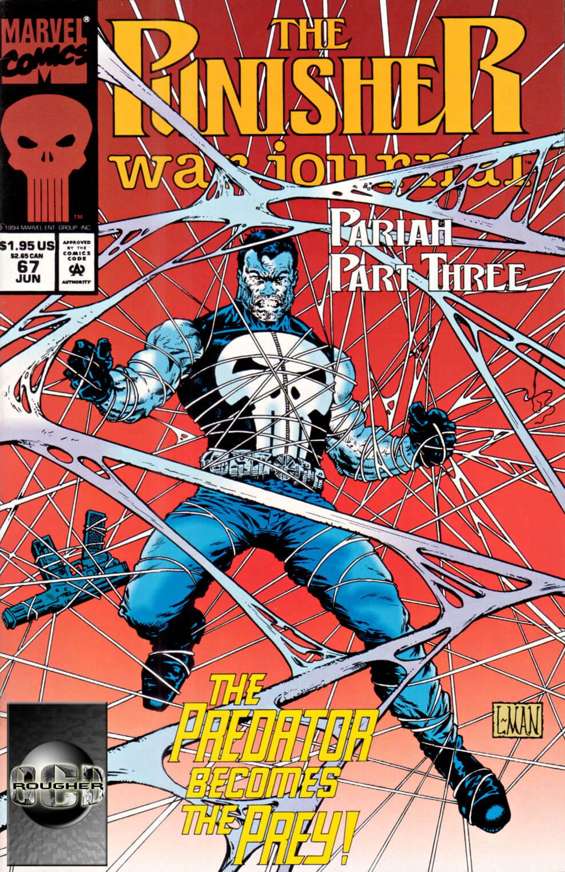 Punisher War Journal Vol 1 #67