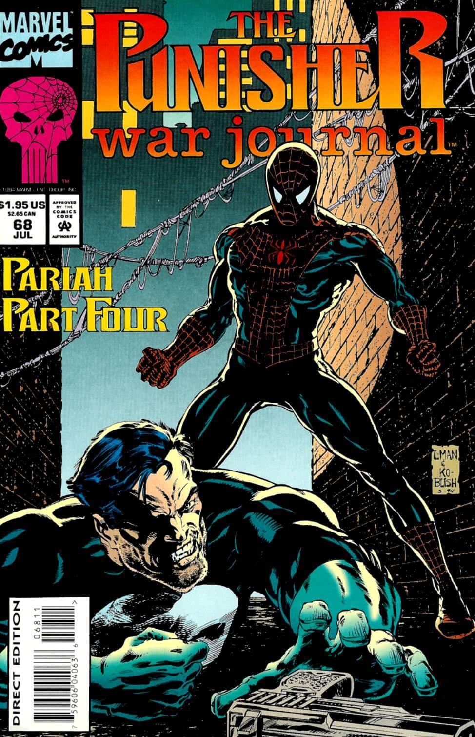 Punisher War Journal Vol 1 #68