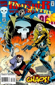 Punisher War Journal Vol 1 #73