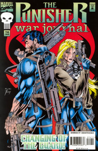 Punisher War Journal Vol 1 #74
