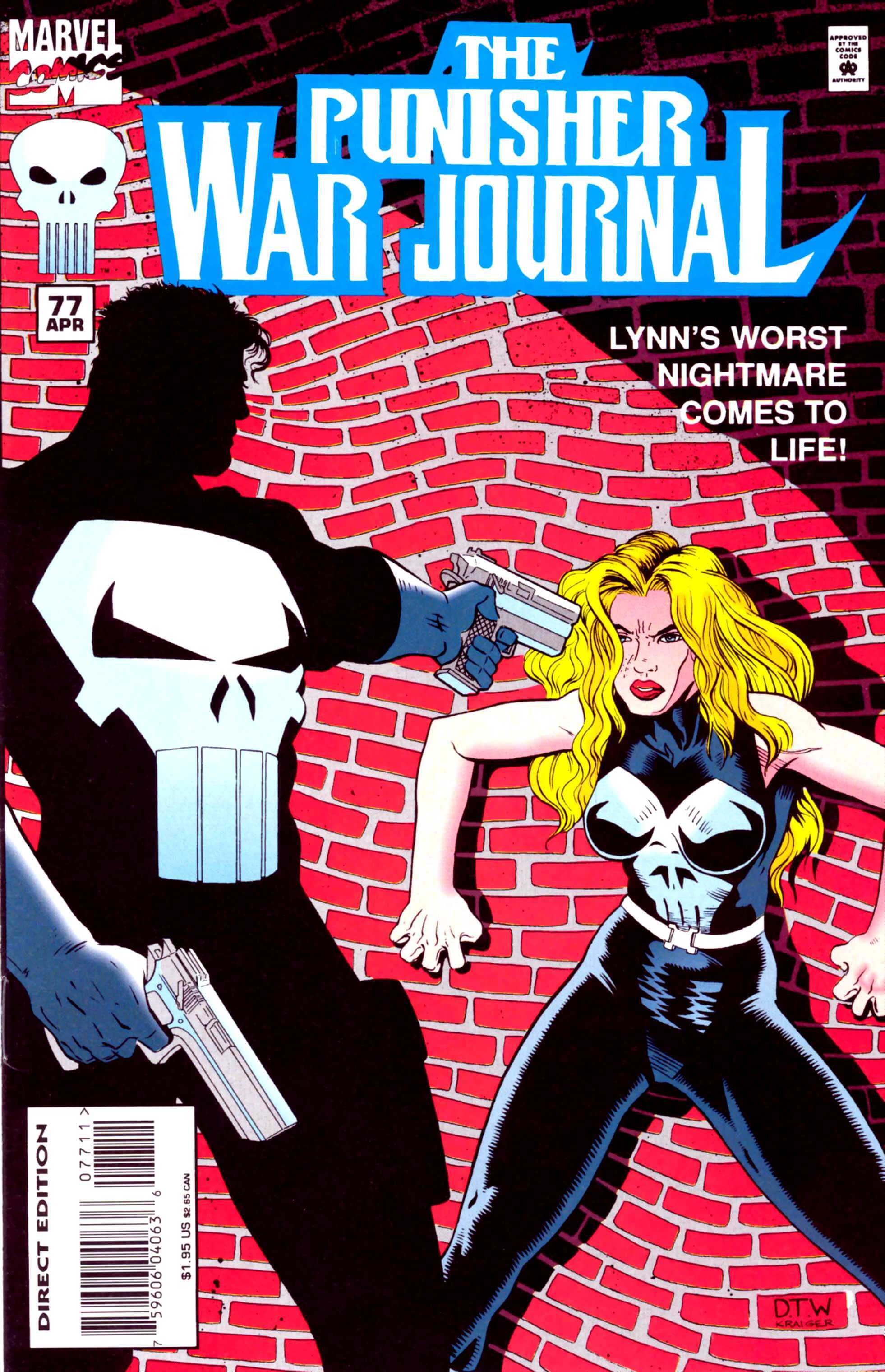 Punisher War Journal Vol 1 #77