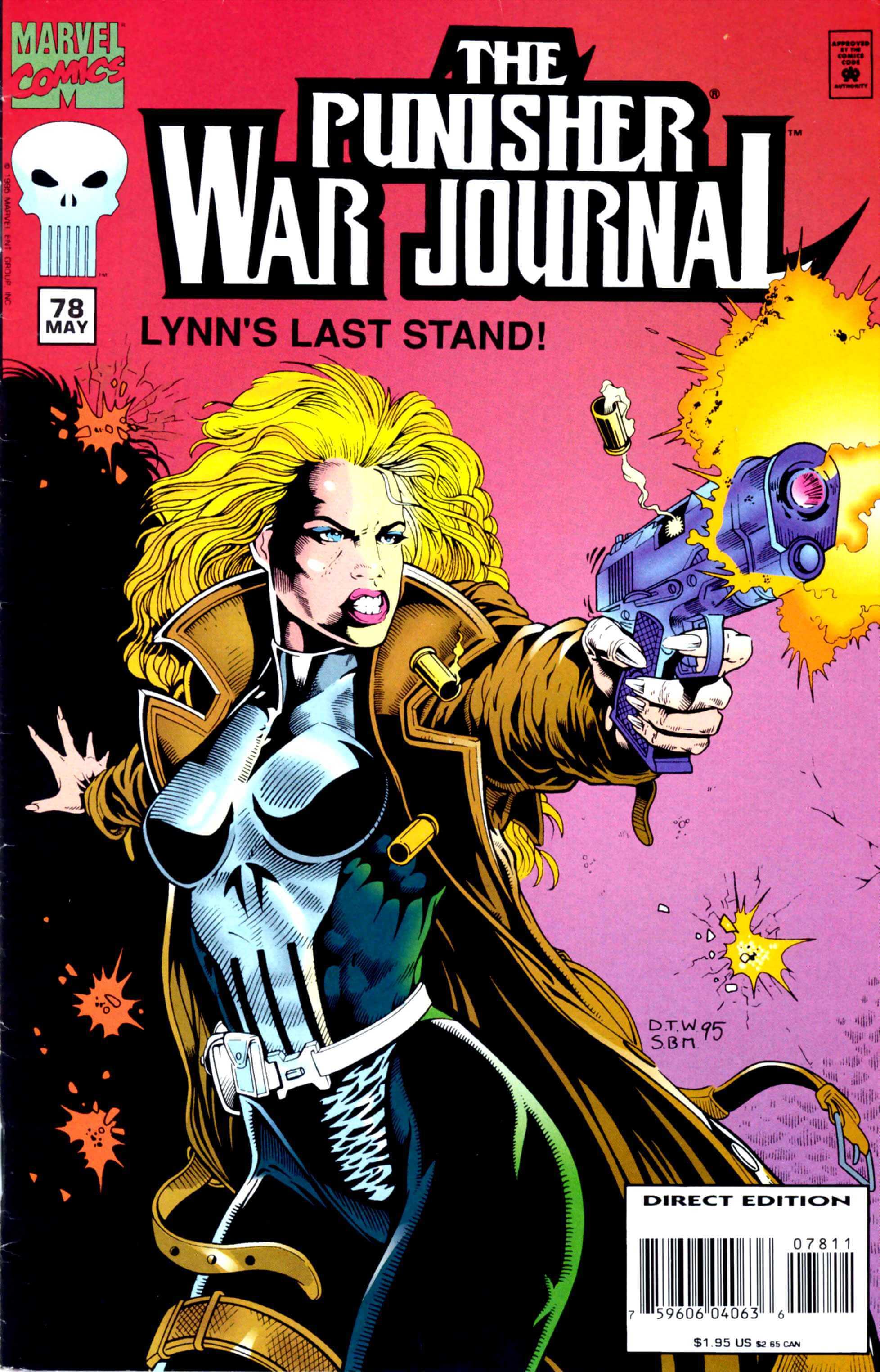 Punisher War Journal Vol 1 #78