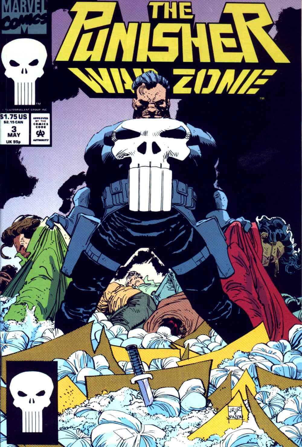 Punisher War Zone #3