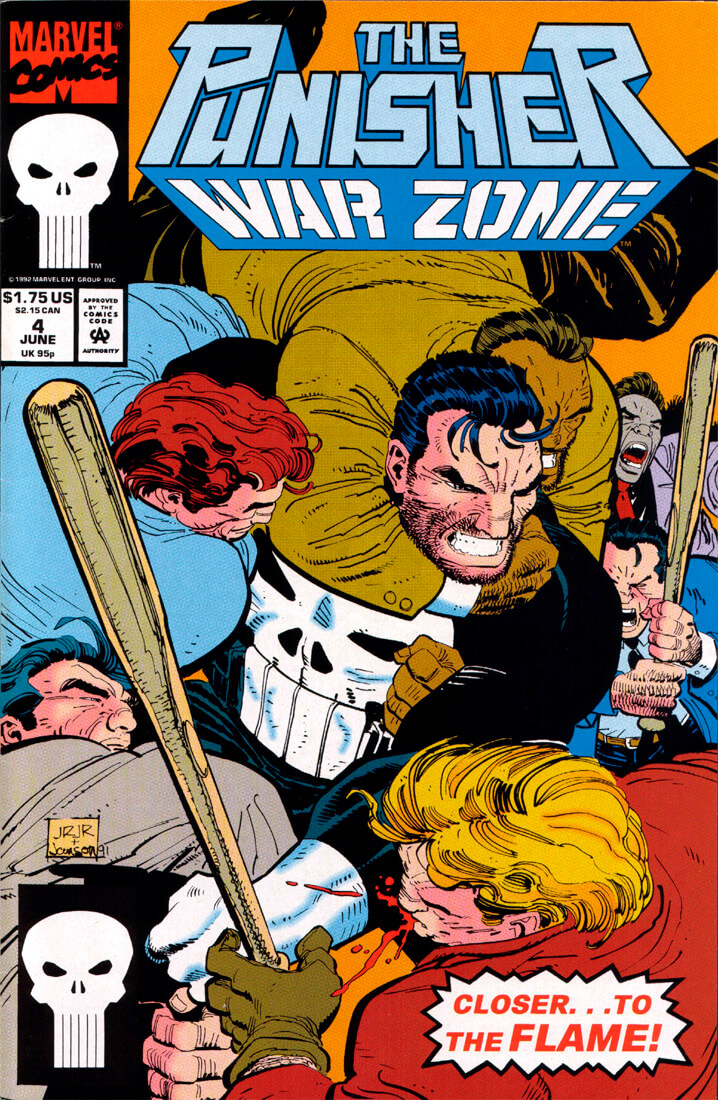 Punisher War Zone #4