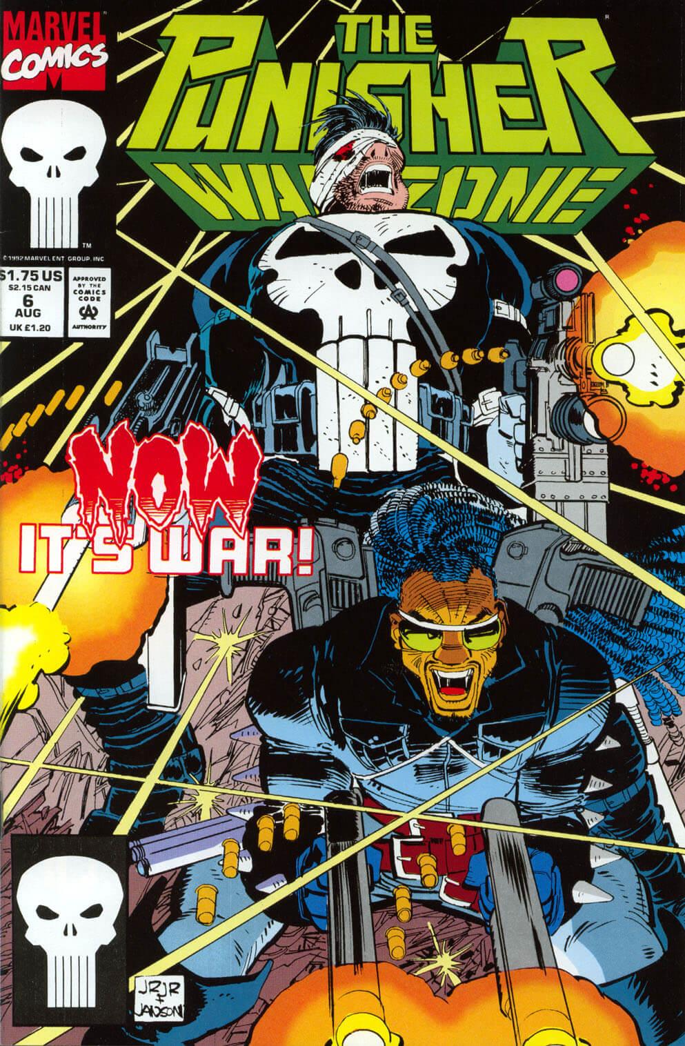 Punisher War Zone #6