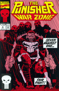 Punisher War Zone #8