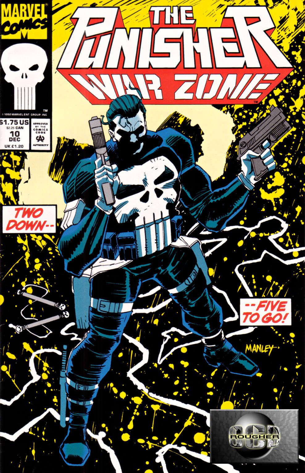 Punisher War Zone #10