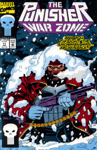 Punisher War Zone #11