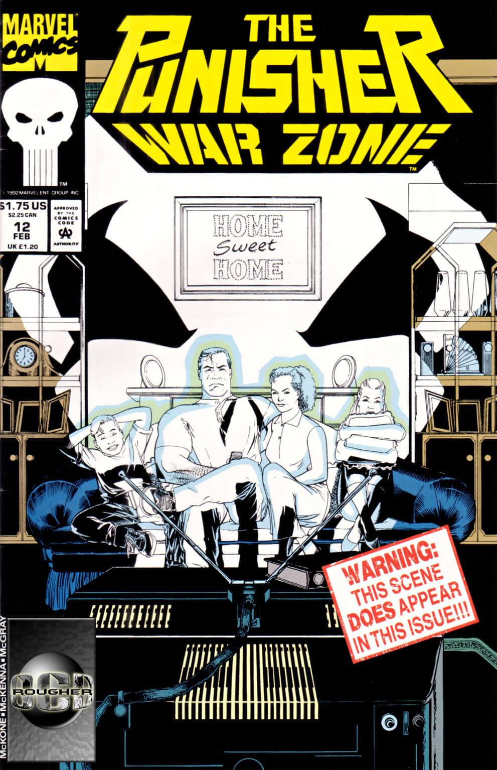 Punisher War Zone #12