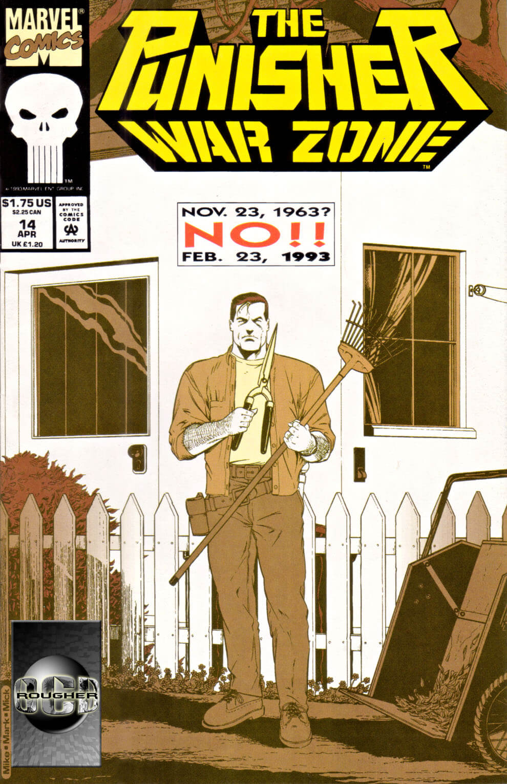 Punisher War Zone #14