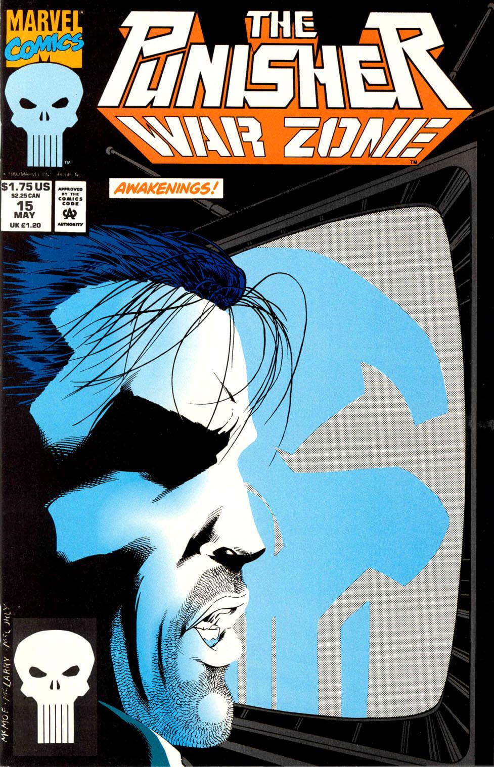 Punisher War Zone #15