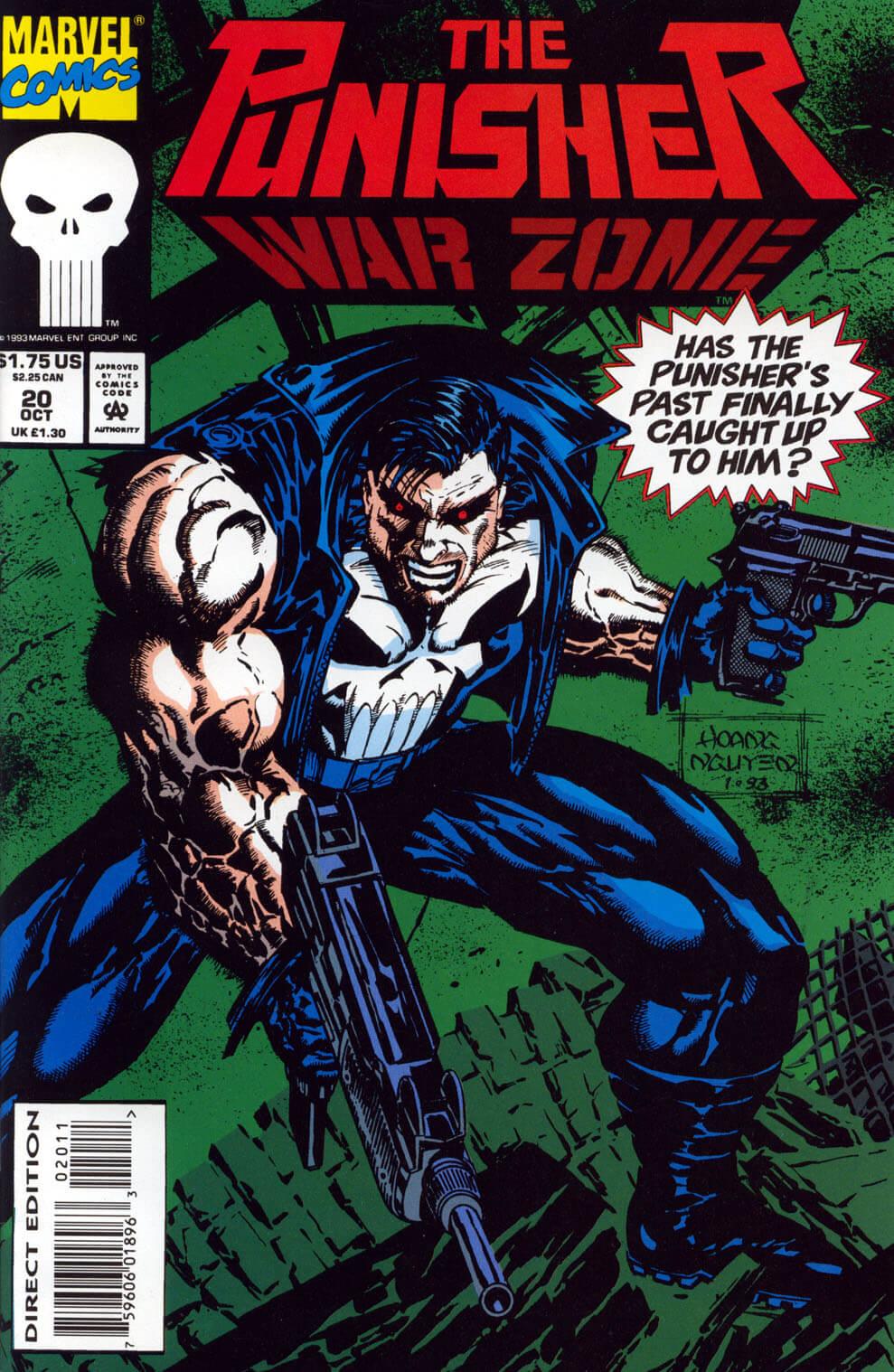 Punisher War Zone #20