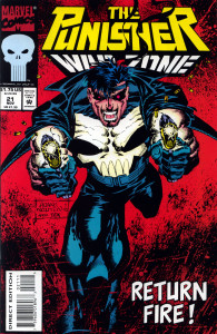 Punisher War Zone #21