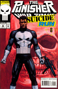 Punisher War Zone #25