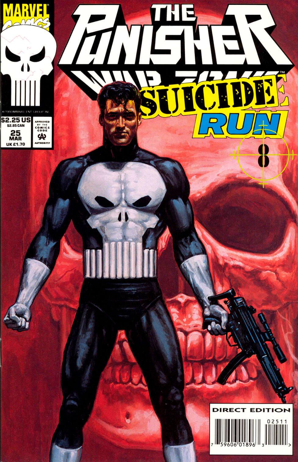 Punisher War Zone #25