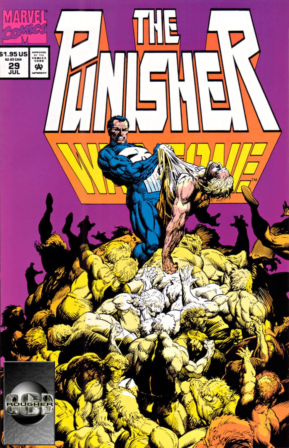 Punisher War Zone #29