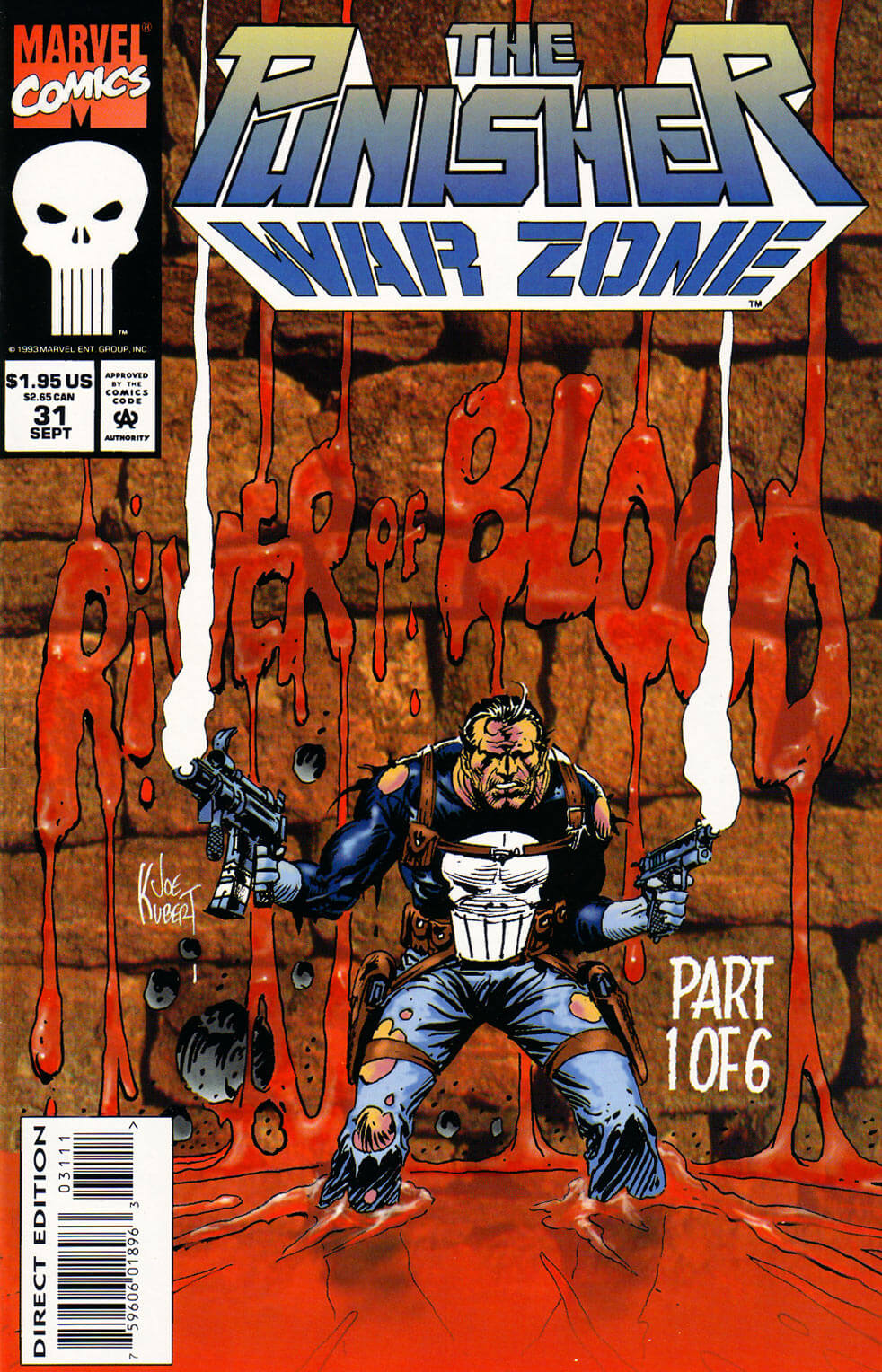 Punisher War Zone #31