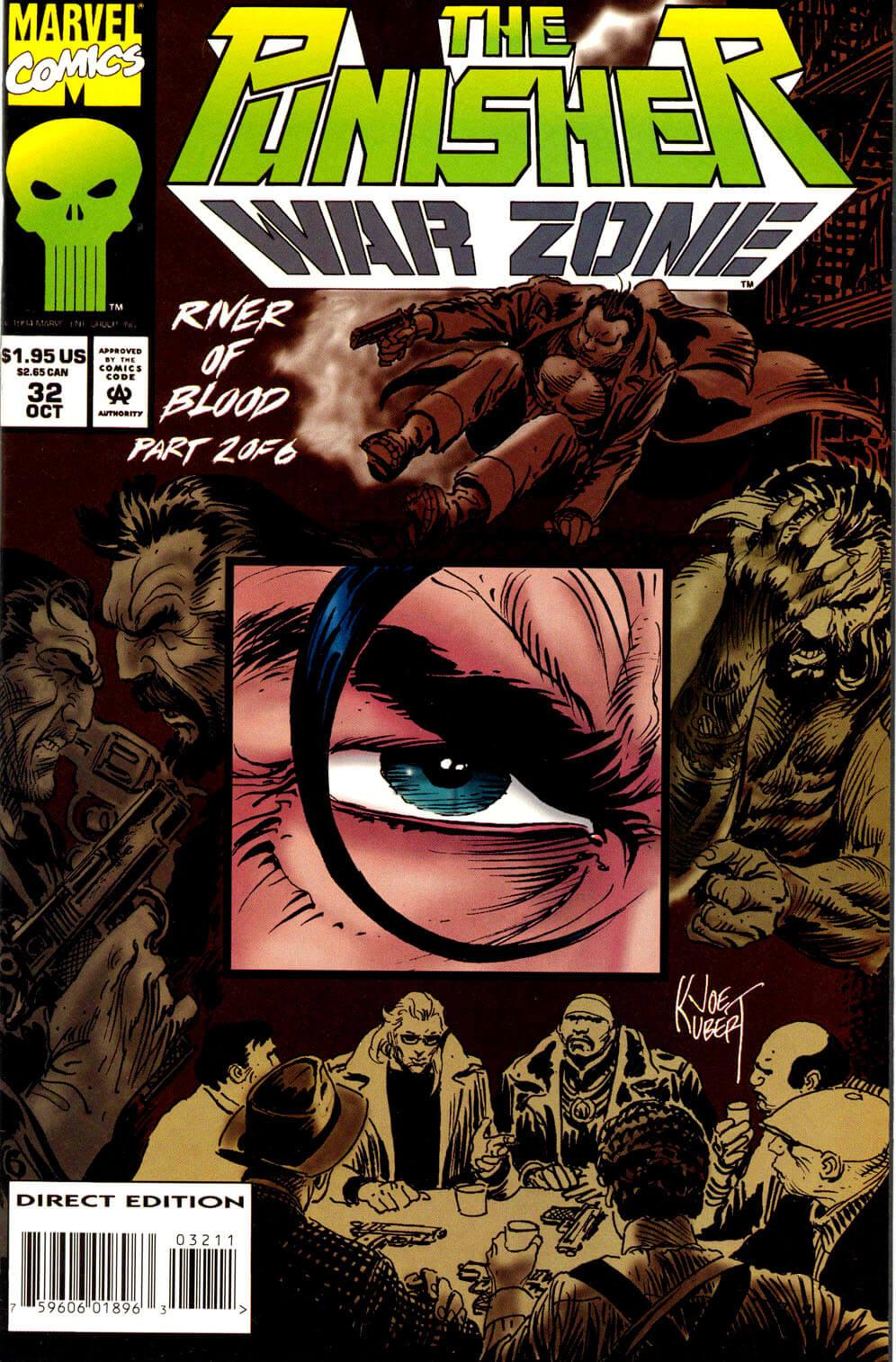 Punisher War Zone #32