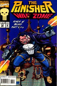 Punisher War Zone #34