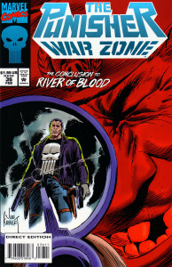Punisher War Zone #36
