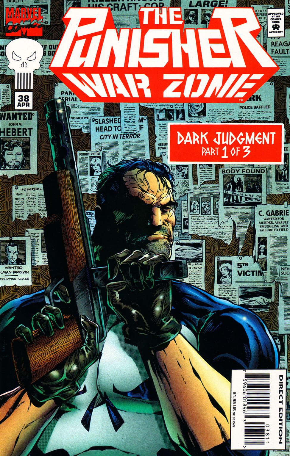 Punisher War Zone #38