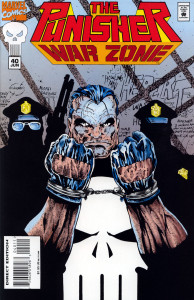Punisher War Zone #40