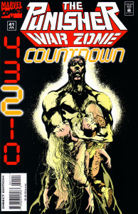 Punisher War Zone #41