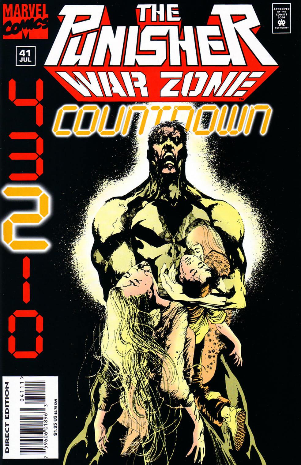 Punisher War Zone #41
