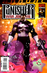 Punisher War Journal Vol 2 Annual #1