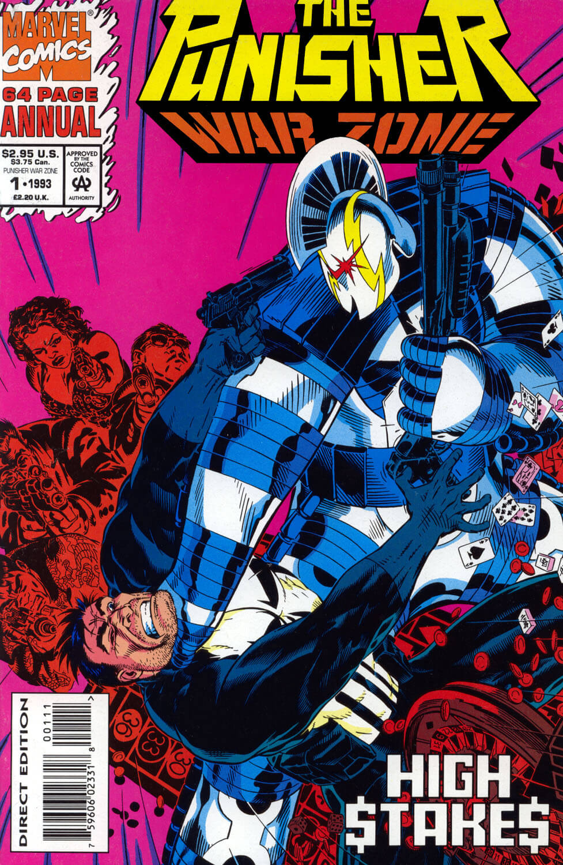 Punisher WZ Annual #1