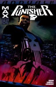 Punisher Vol 6 Annual #1