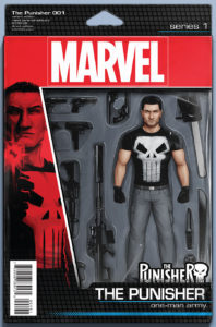 The Punisher Vol 10 #1 e