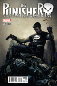 The Punisher Vol 10 #1 b