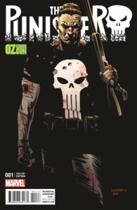 Chris Samnee Oz Comic Con Exclusive Variant