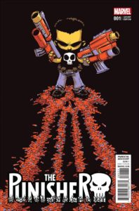 The Punisher Vol 10 #1 k