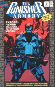 The Punisher Armory #2