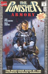 The Punisher Armory #3