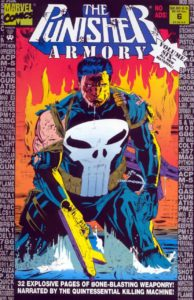 The Punisher Armory #6