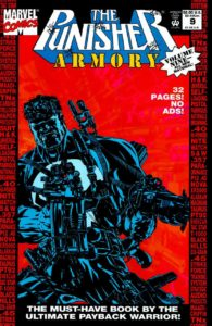 The Punisher Armory #9