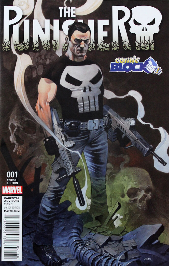 The Punisher Vol 11 #1 l | Punisher Comics