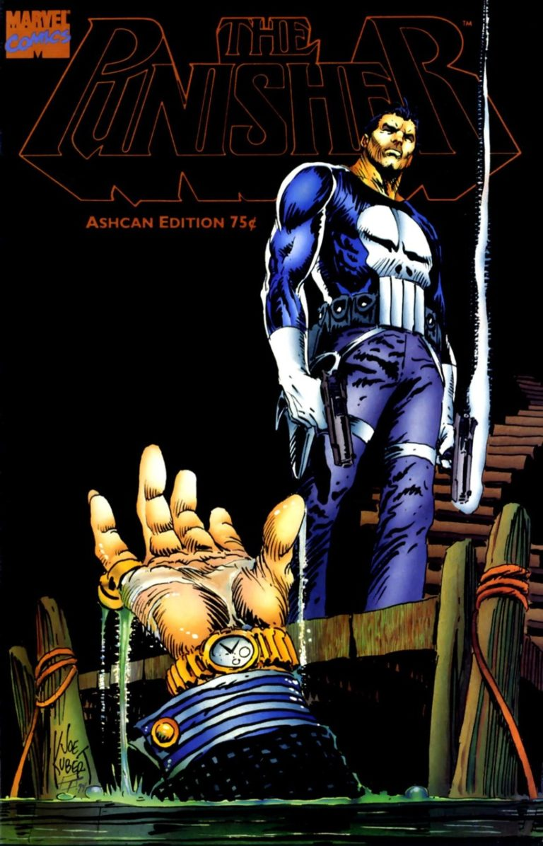 The Punisher Ashcan #1