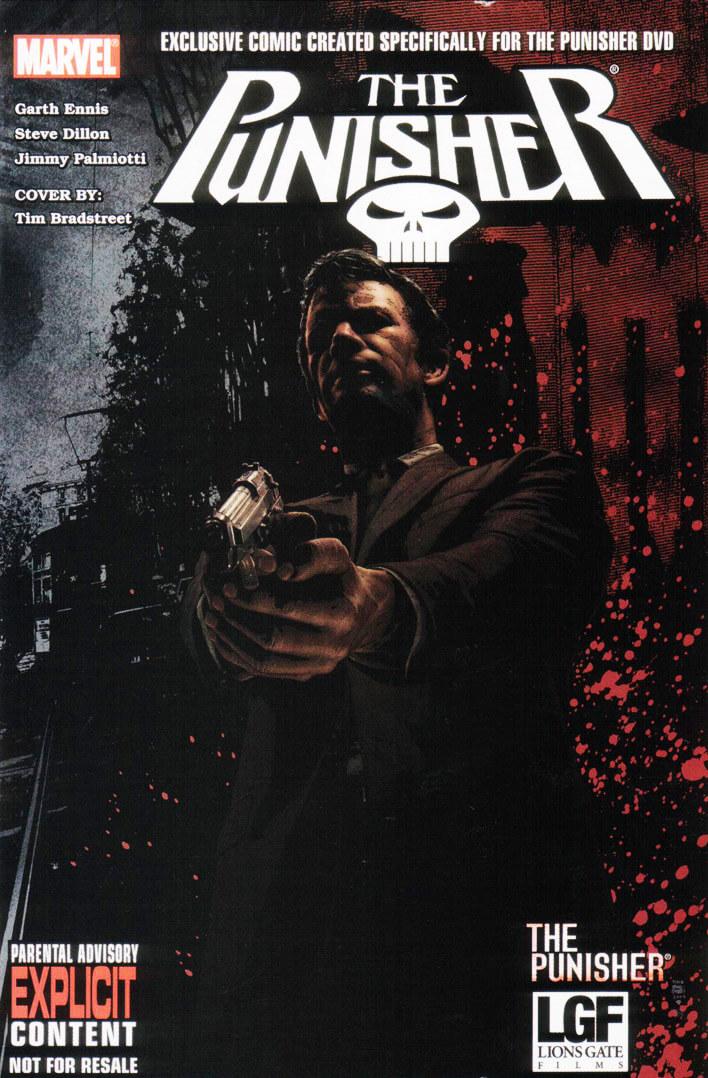 The Punisher Countdown