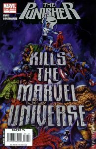 Punisher Kills the Marvel Universe d