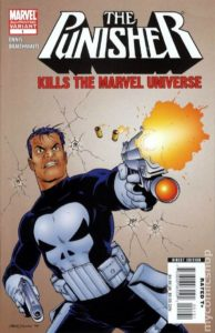 Punisher Kills the Marvel Universe e