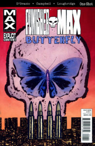 Punisher MAX Butterfly